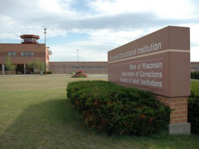 Columbia Prison at 153% of Capacity