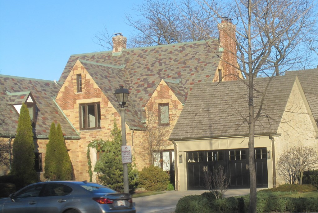 Matthew Dellavedova's Shorewood Home. Photo taken December 7th, 2017 by Michael Horne.