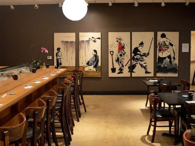 Now Serving: Goodbye Izumi's, Hello Kanpai 2