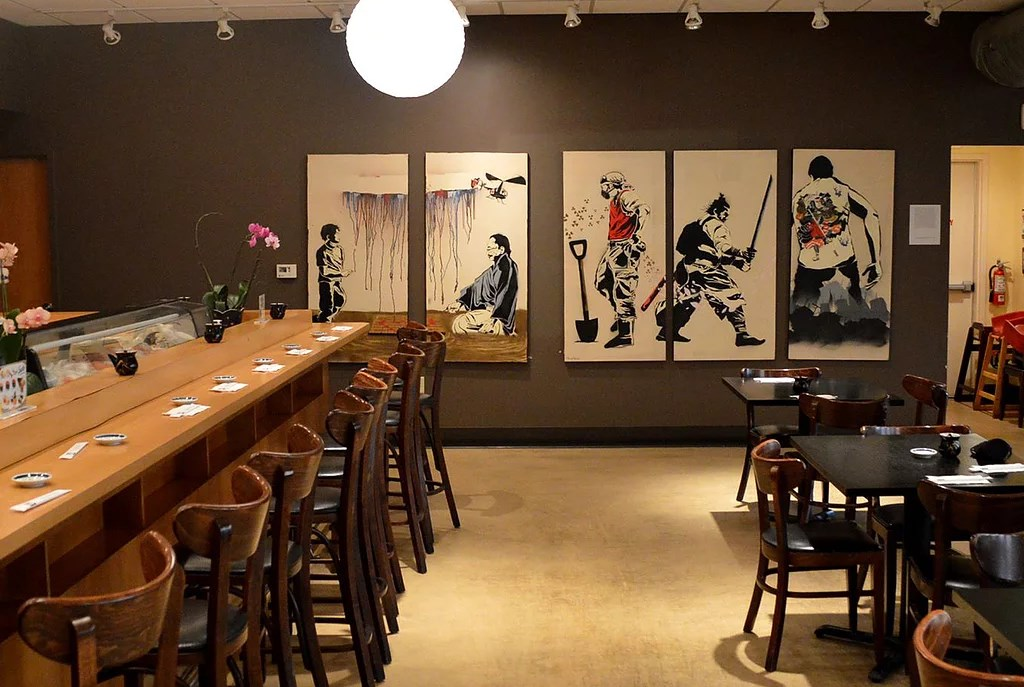 Izumi's. Photo from restaurant's website.