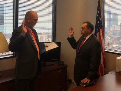 Joseph P. Galvan Named HUD Regional Administrator