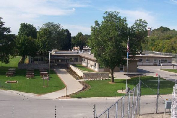 Kettle Moraine Correctional Institution. Photo from the Department of Corrections.