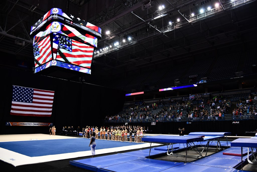 VISIT Milwaukee and USA Gymnastics Championships Honored as a 2017 Champion of Economic Impact in Sports Tourism