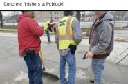 Facebook photo shows workers of city-hired subcontractor carrying handguns
