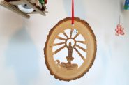 Holiday Ornament Exhibition Features Local Artists. Photo courtesy of the Racine Art Museum.