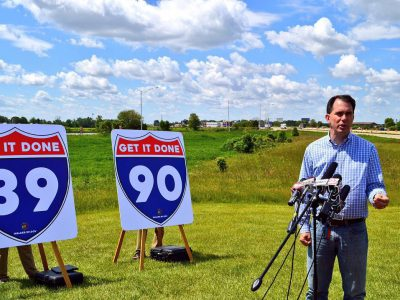 Op Ed: Walker's Speech Ignores the Environment