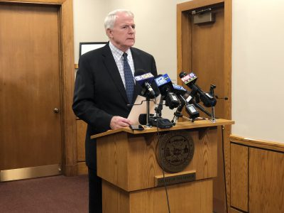 Mayor Tom Barrett, City Leaders Call For Gun Safety from Children