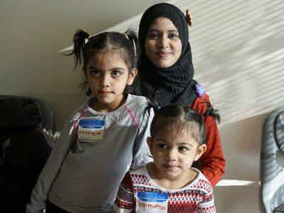 Aurora Program Helps Women Refugees