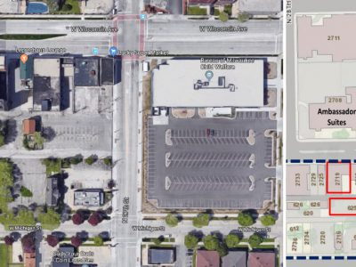 Eyes on Milwaukee: Huge Project for 27th and Wisconsin?