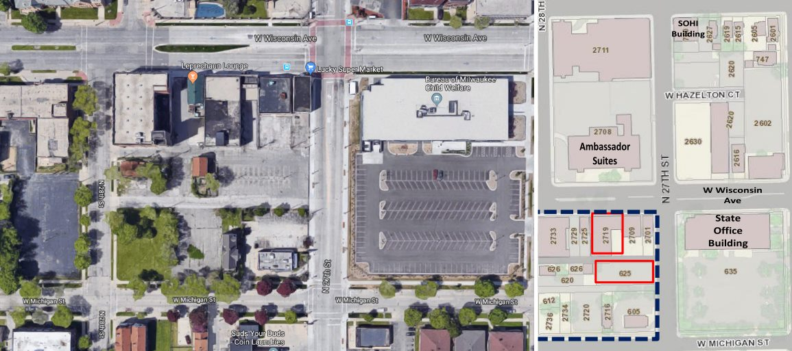 Eyes on Milwaukee: Huge Project for 27th and Wisconsin? » Urban ...