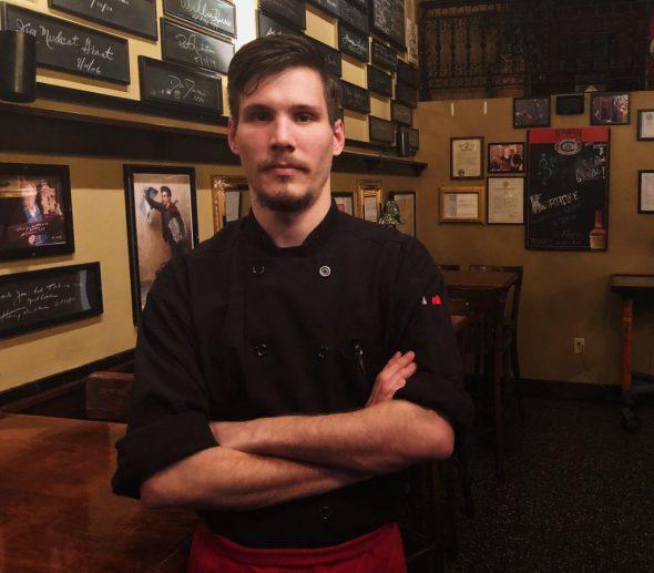 Craig Larson. Photo courtesy of the Marcus Restaurant Group.