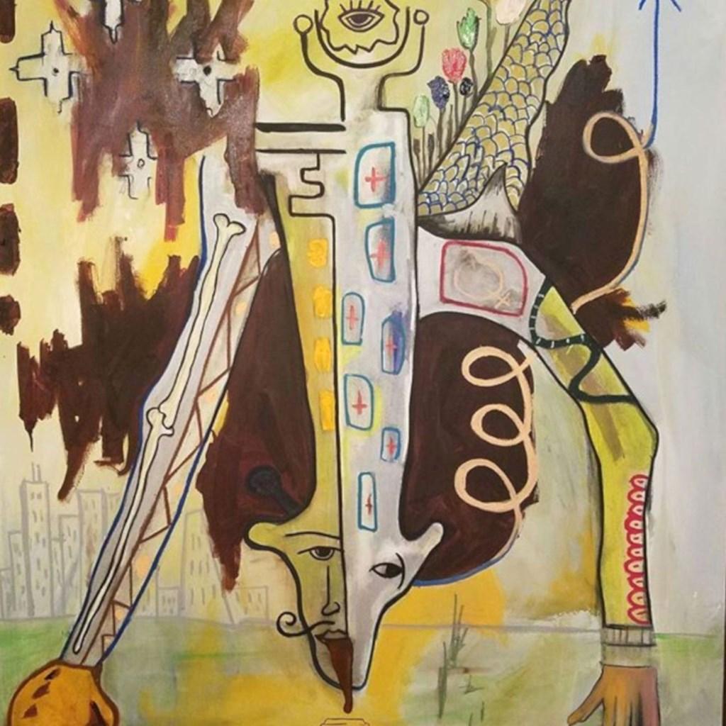 Inspiration Studios Welcomes Guatemalan Artist, Ernesto Atkinson