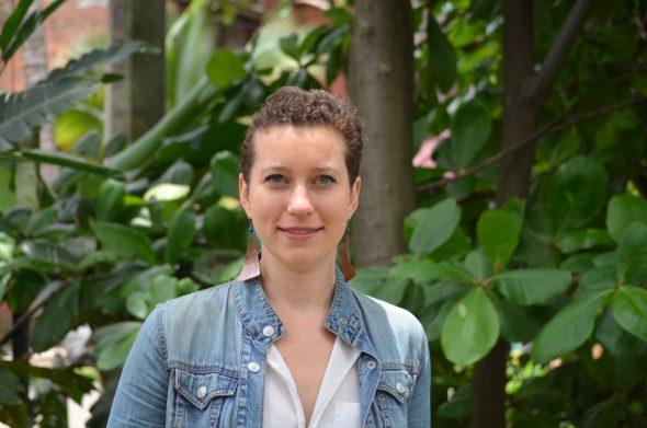 Ann Davis. Photo courtesy of Venture With Impact.