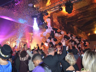 Photo Gallery: Potawatomi's New Year's Eve Blowout