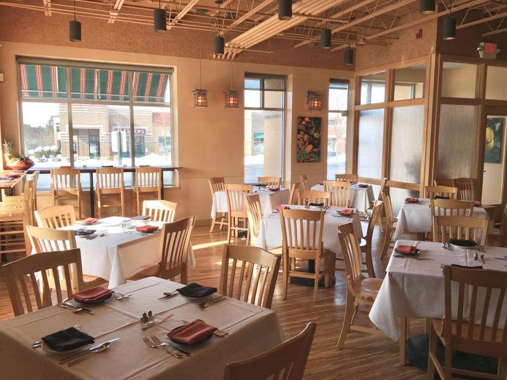 Café Manna, Milwaukee area's first 100% vegetarian restaurant, celebrates 10 years of business