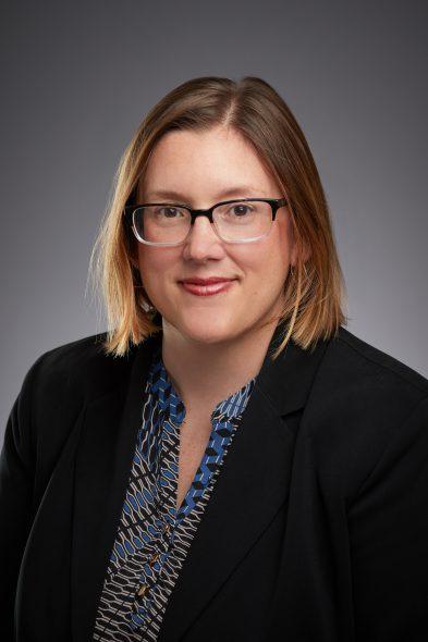 Jodi Eastberg. Photo courtesy of Alverno College.