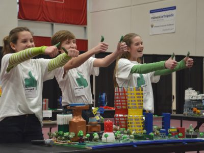 Wisconsin Middle Schoolers to Compete in STEM Forward's Future City Regional, Saturday, January 13