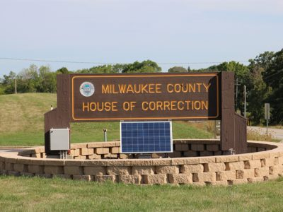 MKE County: No New Infections at House of Correction