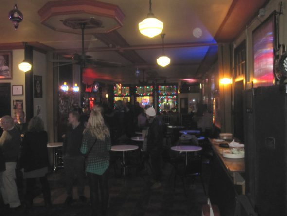 Inside Kochanski's Concertina Beer Hall. Photo by Michael Horne.