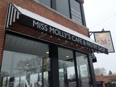 Dining: Miss Molly's Has Scrumptious Pastries