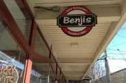 Benji's Deli & Restaurant. Photo by Cari Taylor-Carlson.