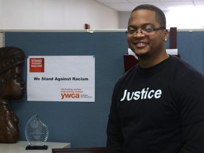 Activist Tackles Education Disparities