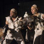 Theater: Rep's 'Animal Farm' Is Heavy Hoofing