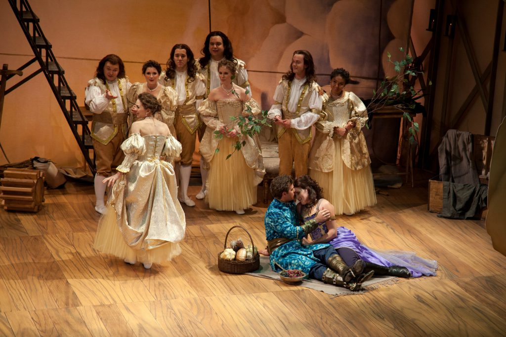 Photo by Kathy Wittman, courtesy of the Florentine Opera.