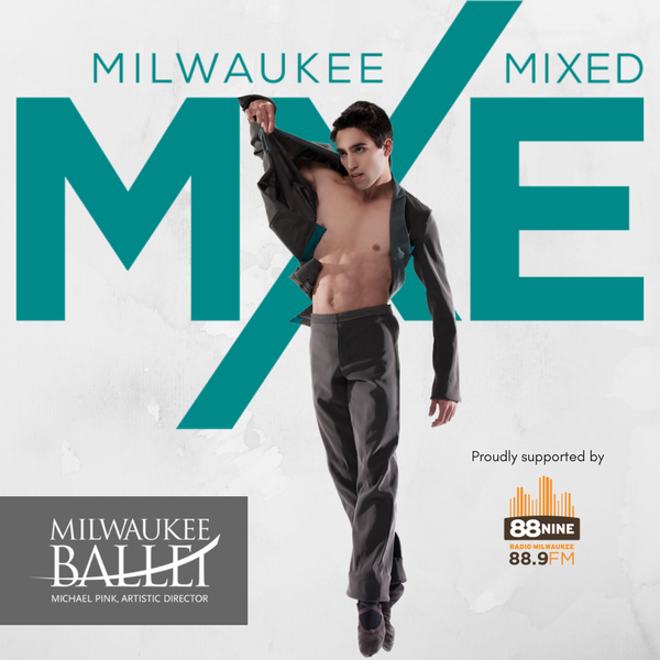 Milwaukee Mixed. Image from the Milwaukee Ballet.