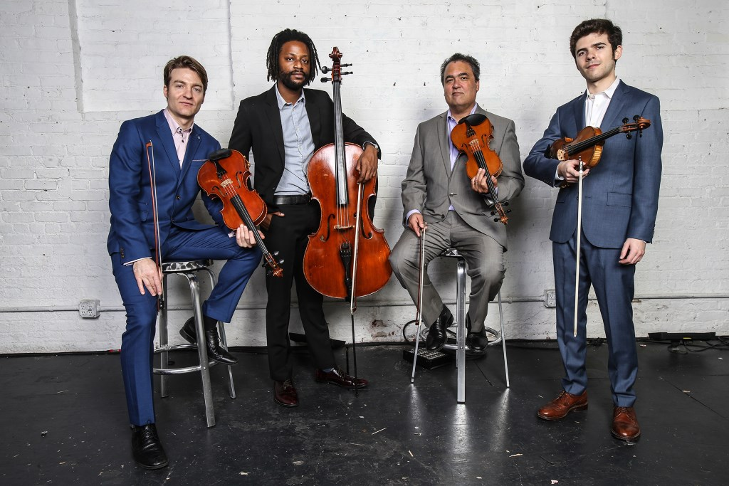 South Milwaukee Performing Arts Center Presents Turtle Island Quartet: <em>Bird's Eye View, the Legend of Charlie Parker</em>