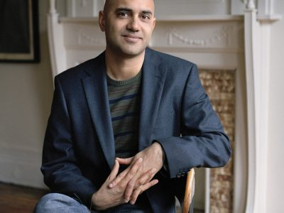 Marquette Law School: On the Issues with Mike Gousha features Pulitzer Prize-winning playwright Ayad Akhtar, Jan. 17