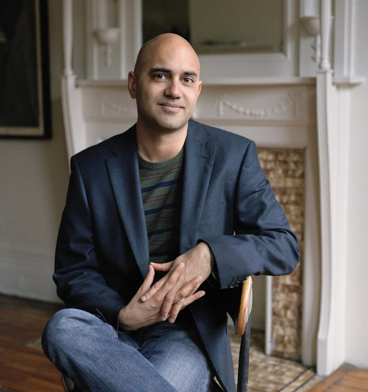 Ayad Akhtar. Photo from the Milwaukee Rep.