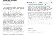 Email to Alderwoman Milele A. Coggs.