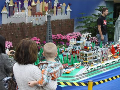 Garden Train Show to Open at The Domes, Jan. 20