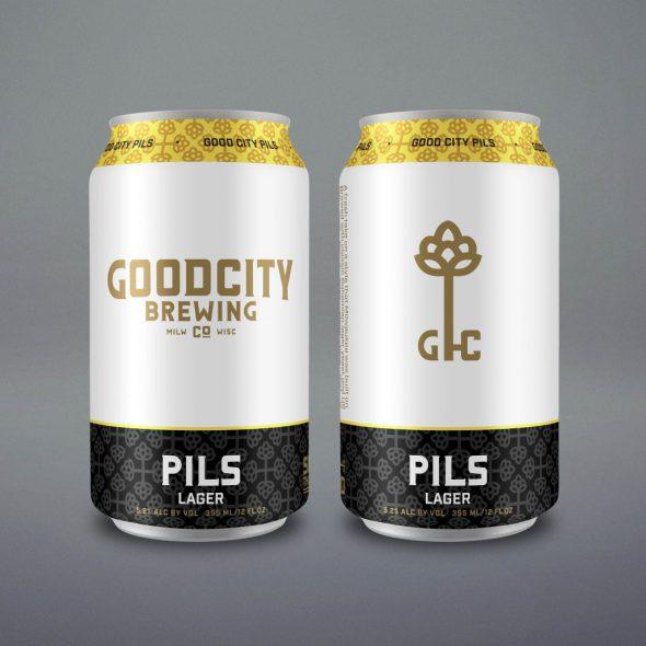 Good City Brewing's Pils