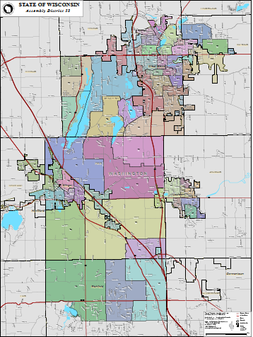 Assembly District 58