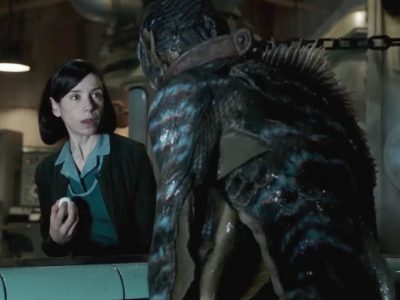 Movies: 'The Shape Of Water' Is Stunning