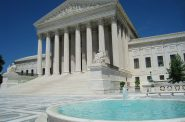 U.S. Supreme Court Building. Photo is in the Public Domain.