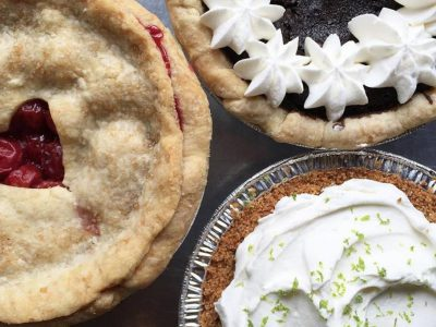 Dining: New Pie Place For Bay View