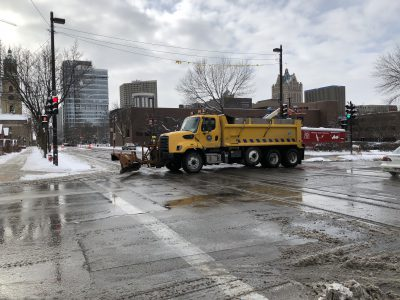 City Hall: Retired Drivers to Join Plowing Crew
