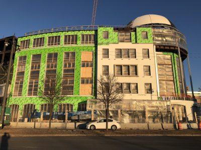 Friday Photos: Hammes HQ Takes Shape