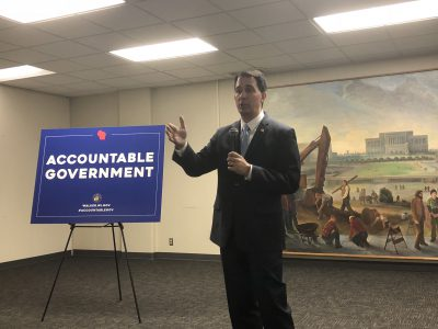 Op Ed: Scott Walker Lacks Ethics