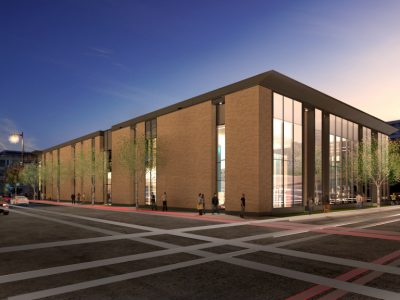 Marquette sets groundbreaking for Athletic and Human Performance Research Center