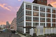 300 S. Barclay St. Rendering by Continuum Architects + Planners.