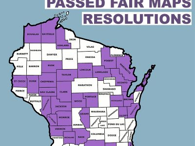 Back in the News: Majority Now Backs Fair Redistricting