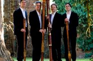 The Flanders Recorder Quartet. Photo courtesy of Early Music Now.
