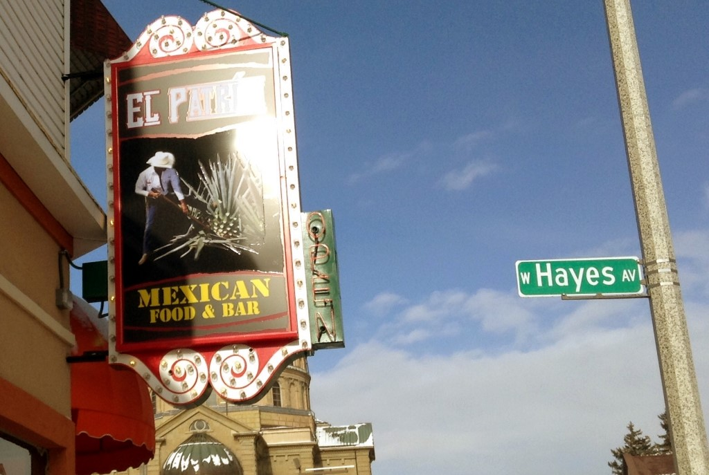 El Patron. Photo by Cari Taylor Carlson.
