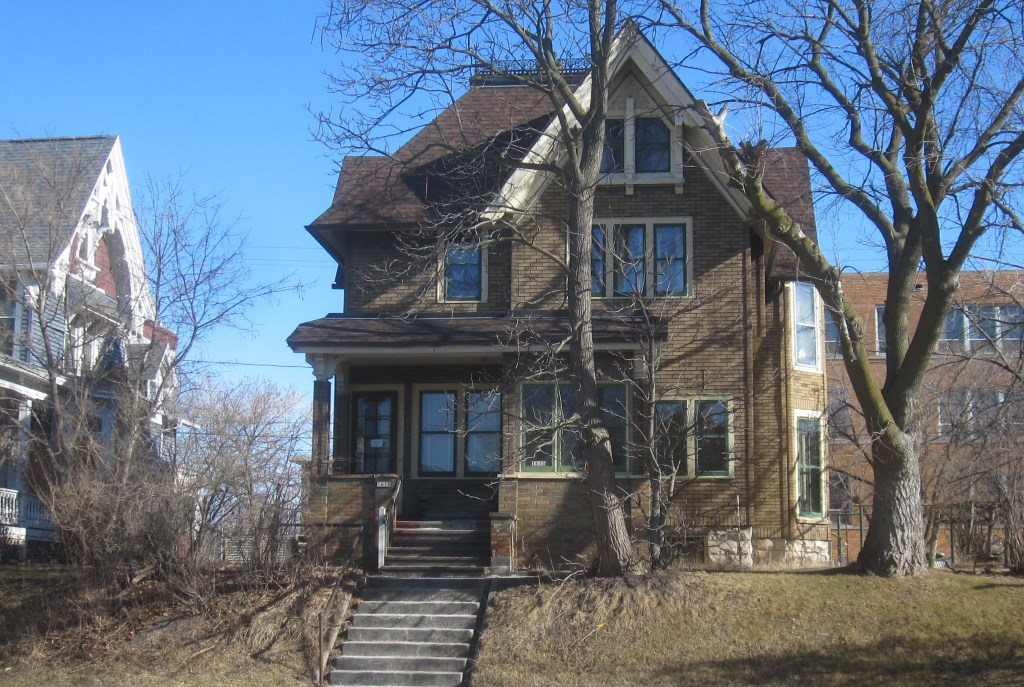 Destroit Historic Home Up For Sale