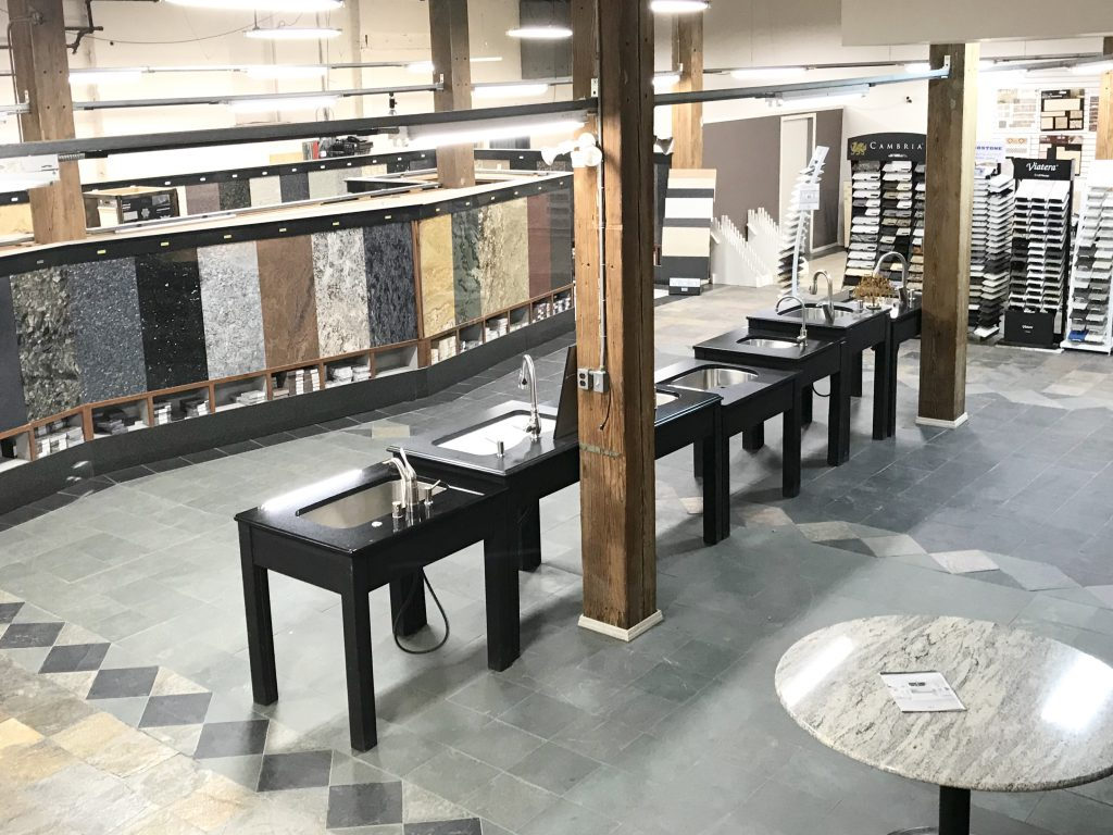 Keystone Marble & Granite Showroom