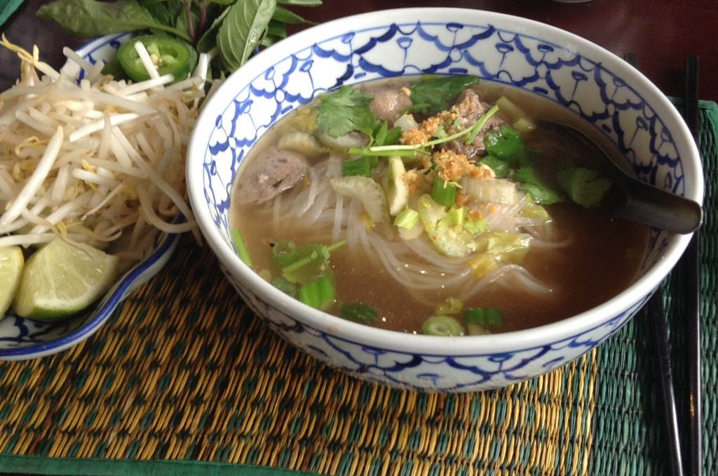 Who's Got the Best Pho? Photo by Cari Taylor-Carlson.
